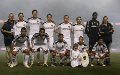 Galaxy Soccer Team